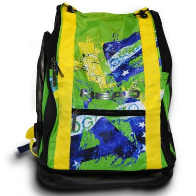 PRINTED BACK PACK 40