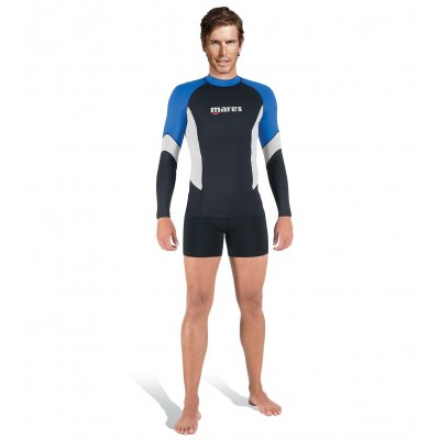 Tričko RASH GUARD L/S UPF BLOCK+80