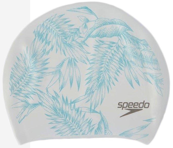 3b844752e Plavecká čiapka LONG HAIR PRINTED | AQUA.PRO