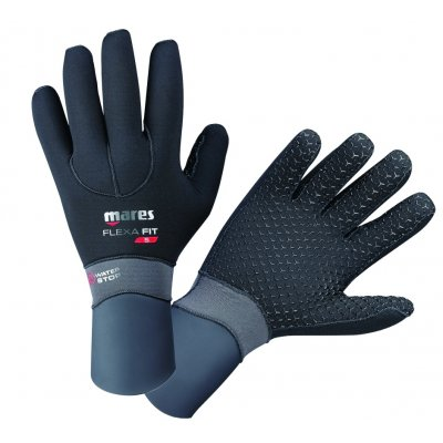 Neoprénové Rukavice - FLEXA FIT GLOVE 5 mm