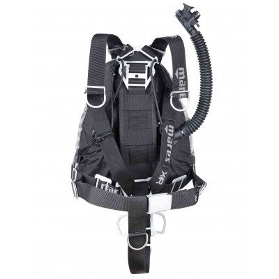 HEAVY PURE SIDEMOUNT SET - duša 18L
